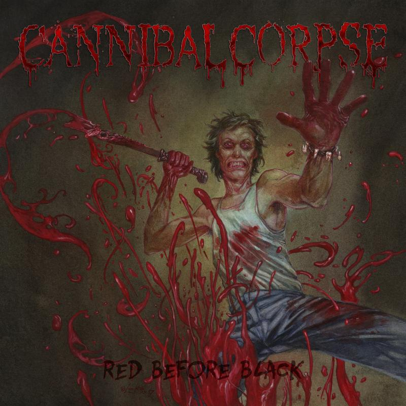 CANNIBAL CORPSE Detail New Album 'Red Before Black'!